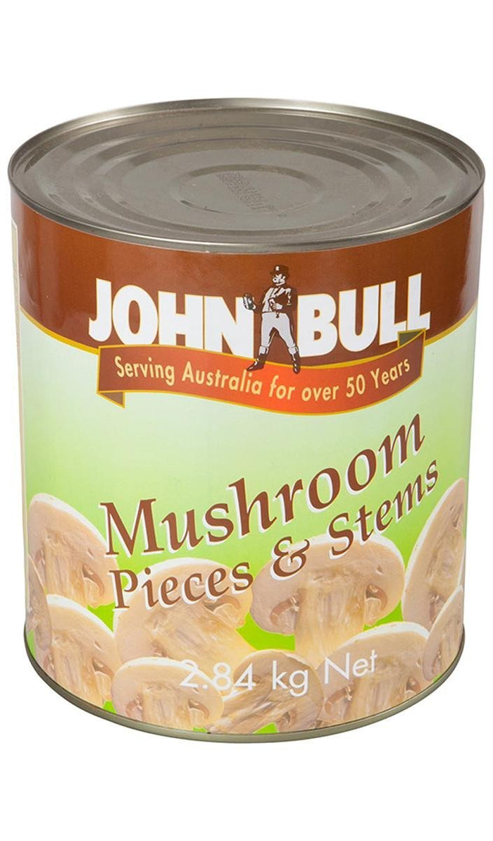 Mushrooms Pieces & Stems 2.95Kg Can