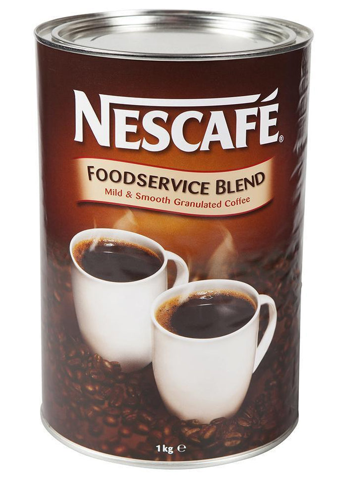 Coffee Foodservice Blend Granulated 1Kg Can