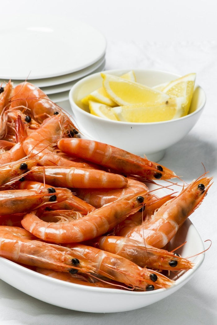 Prawns Whole Cooked Vannemei 15/25 5Kg Ctn