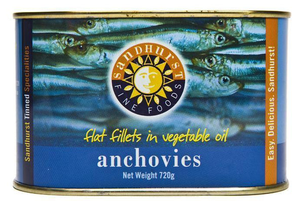 Anchovies 720Gr Can
