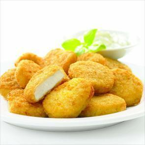 Chicken Nuggets 21Gr Fully Cooked 1Kg Pkt