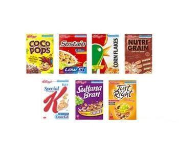 Cereal Kellogg's Variety 8 pack Ctn