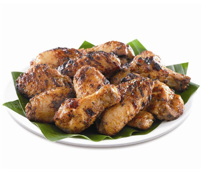 Chicken Wing Things Honey Satay 1Kg Pkt
