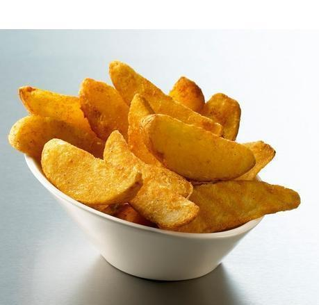 Wedges Spicy Battered Potato 6x2Kg Pkt per Ctn