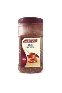 Chilli Sprinkle Flakes 325Gr Jar