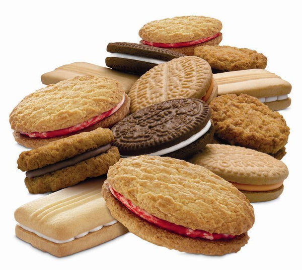 Biscuits Cream Assorted 3Kg Ctn  *