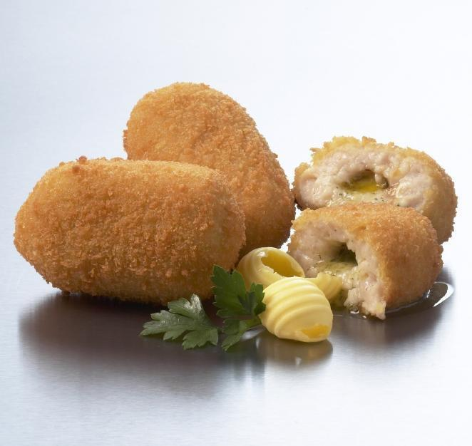 Chicken Kiev Boneless 40x120gr Ctn