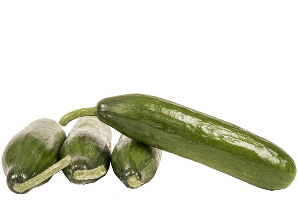 Pantry Packer Cucumbers Lebanese 500Gr