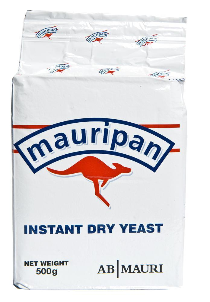 Yeast Dry Instant 500 Gr Pkt