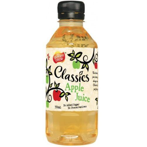 Juice Classics Apple 12 x 350ml Ctn