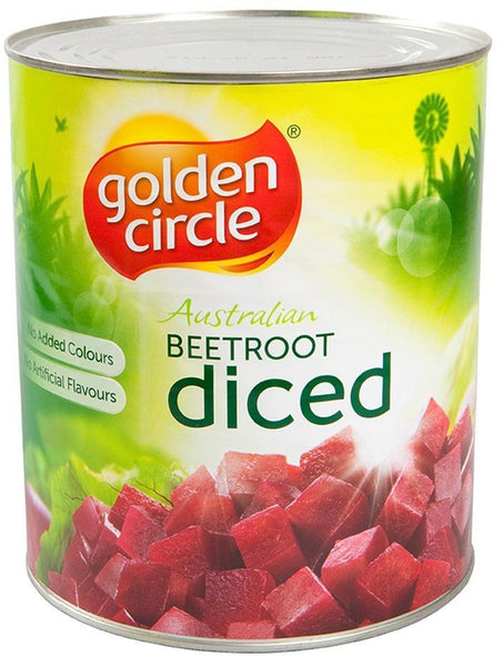 Beetroot Diced 3.2Kg Can
