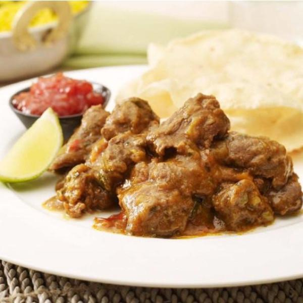 Curry Lamb Rogan Josh 1.3Kg Tray