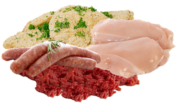 *Meat Necessities Pack with Beef Schnitzels