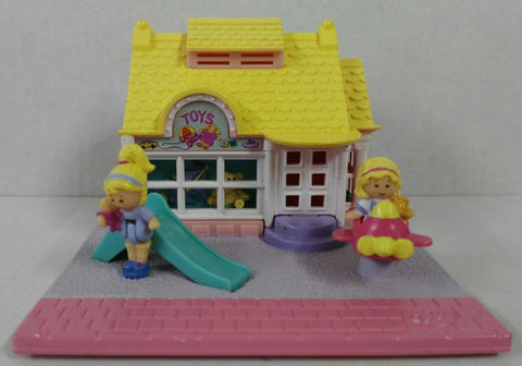 Complete Polly Pocket, Toy Shop, 1990s Vintage Toys