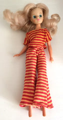 Mary Quant Daisy Doll, Original Outfit, Bees Knees 1970s  Vintage Toys