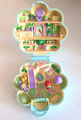 Polly Pocket Midge's Flower Shop Compact, 100% Complete, 1990  Vintage Toys