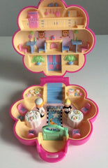 Complete Polly Pocket, Mr Fry Restaurant, 1990  Vintage Toys