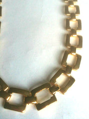 NOW SOLDNapier Necklace, Chain Link, Retro, 1960s Vintage Jewelry