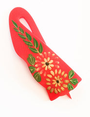 NOW SOLD Early 20th Century Celluloid Hair Barrette