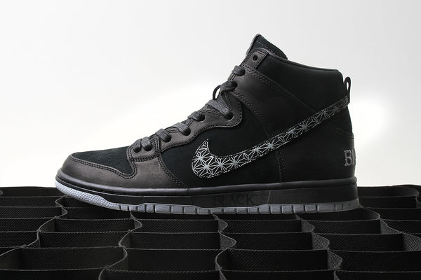 boleto Lluvioso Descuidado  BAR BLACK x NIKE SB DUNK HIGH – Premier