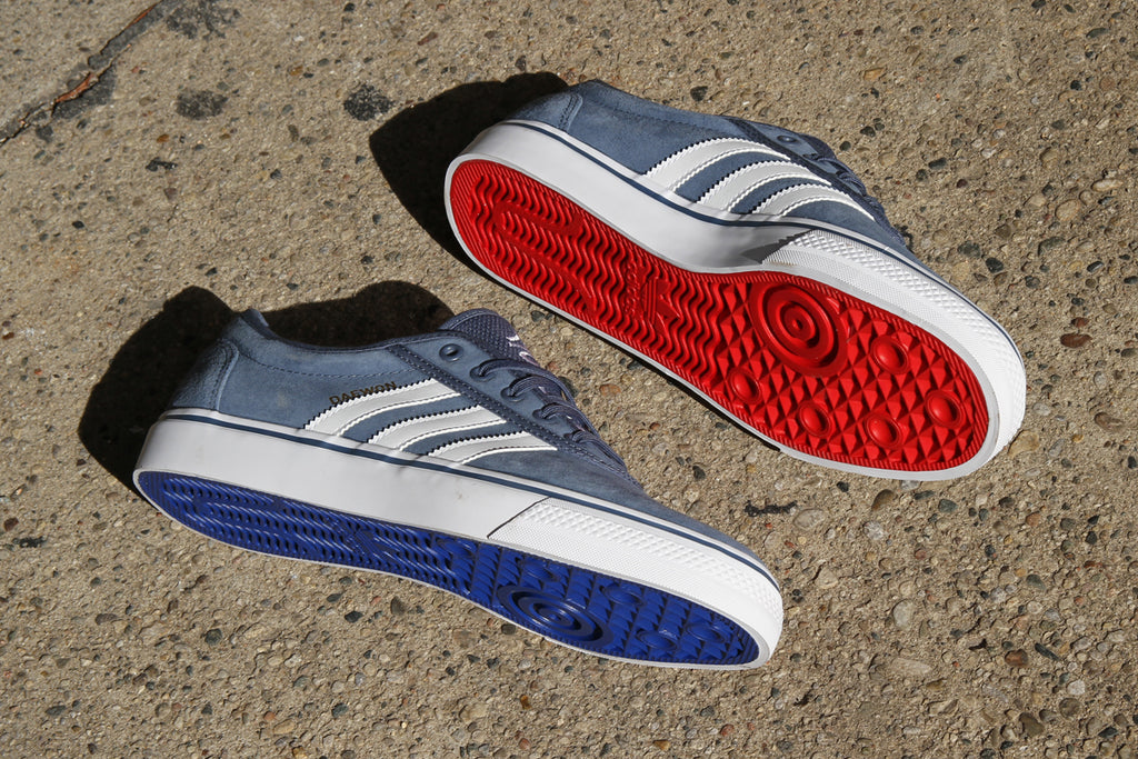 1be509bb6 Another Daewon Song rendition of the Adi-Ease is now available. Carrying  the same red blue patterns as the last release