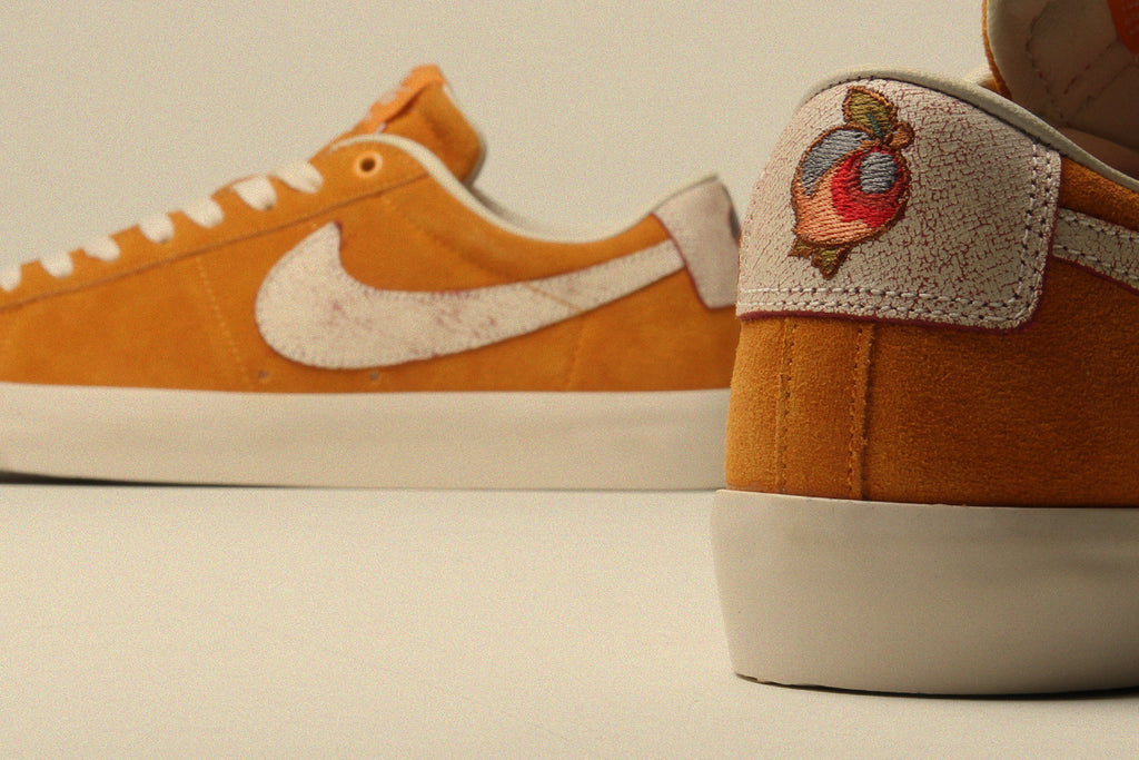 860e796ed95 The latest Blazer Low GT from Nike SB pays homage to Grant s home city of  Atlanta with the