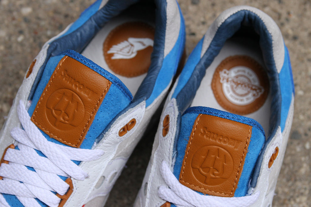quite nice 6e488 74338 SAUCONY X SNEAKERS76