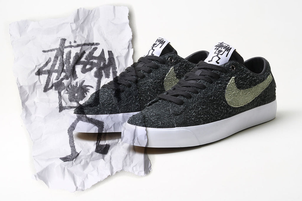 the latest 14b33 b70fe STÜSSY x NIKE SB – Premier