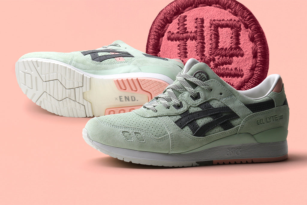 sneakers for cheap b9158 35180 END / ASICS GEL LYTE III