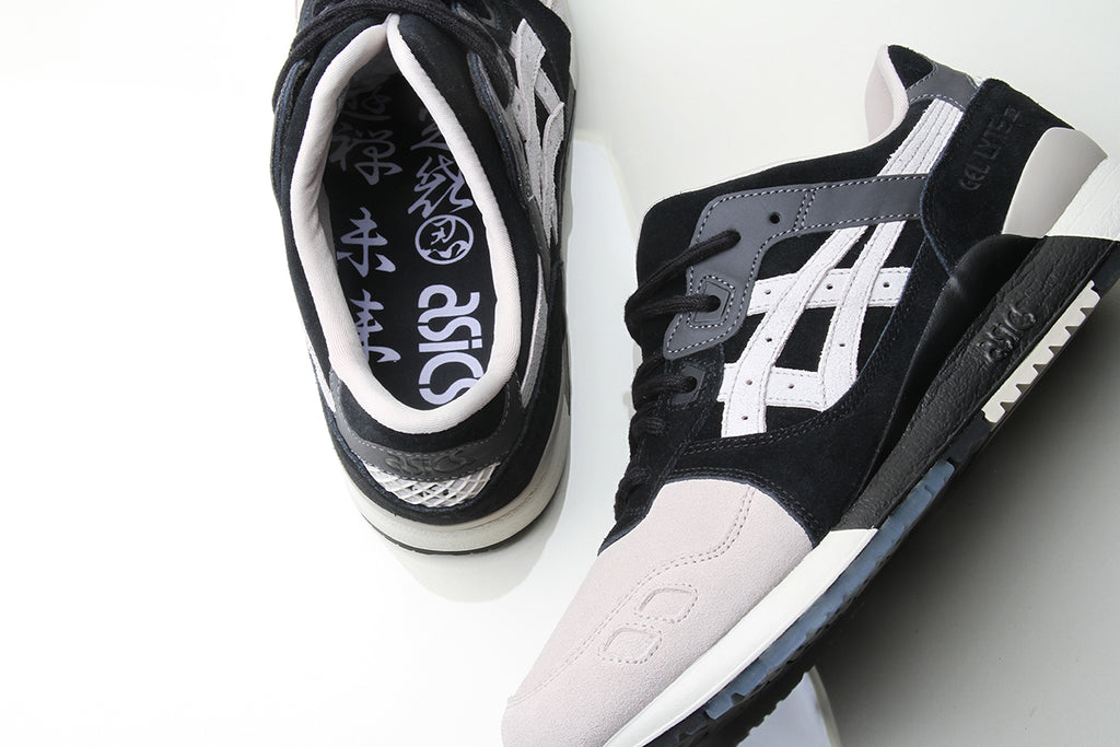 competitive price 68108 588de KICKS LAB x ASICS GEL-LYTE III