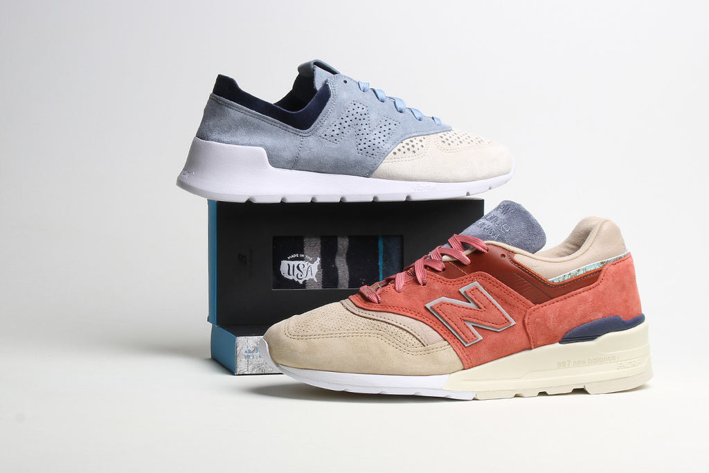 new concept a9bfd 5bd3b STANCE x NEW BALANCE (998, 1978) – Premier