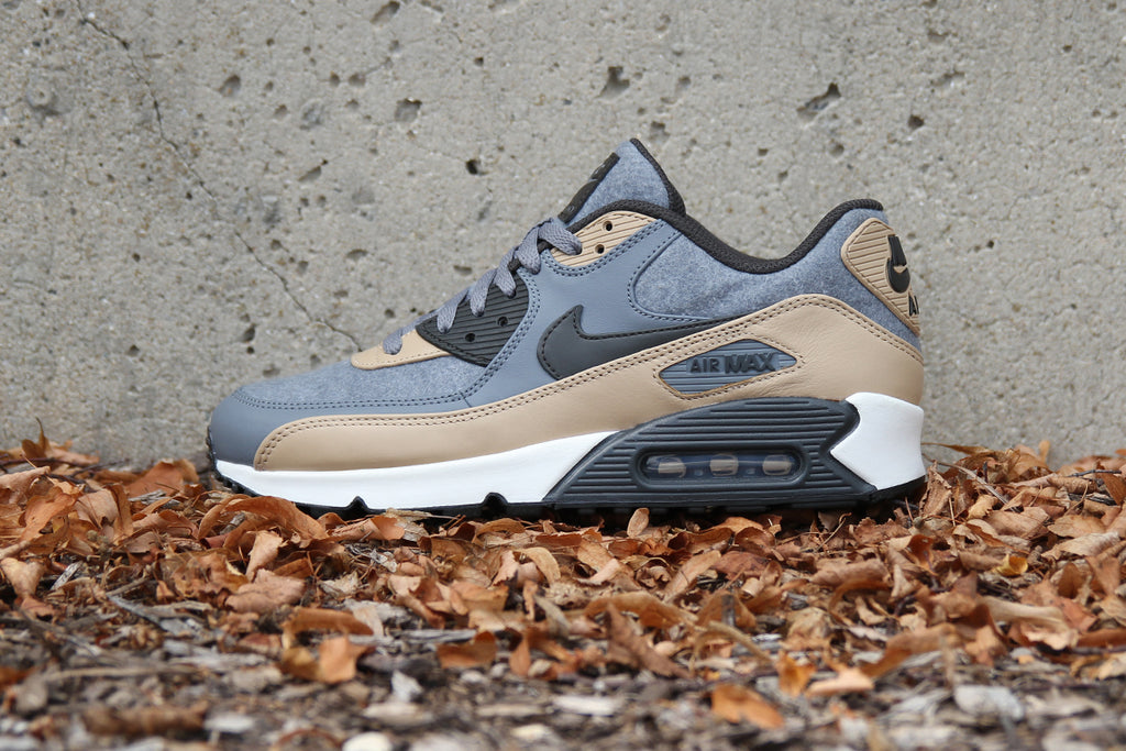 save off fbccb b81c2 NIKE AIR MAX 90 PREMIUM – Premier