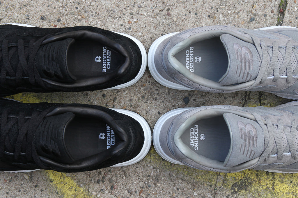 detailed look d4721 8e36f REIGNING CHAMP X NEW BALANCE 530
