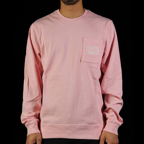 Quartersnacks Heavyweight Long Sleeve Crewneck Sweatshirt