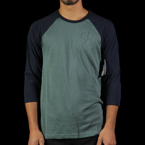 Dri-Fit 3/4 Sleeve Crewneck T-Shirt