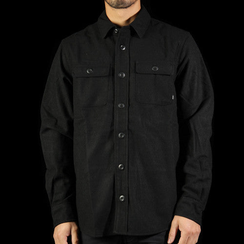 Holgate Yarn-Dye Wool Shirt