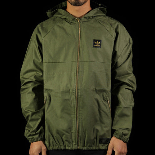 Blackbird Packable Windbreaker