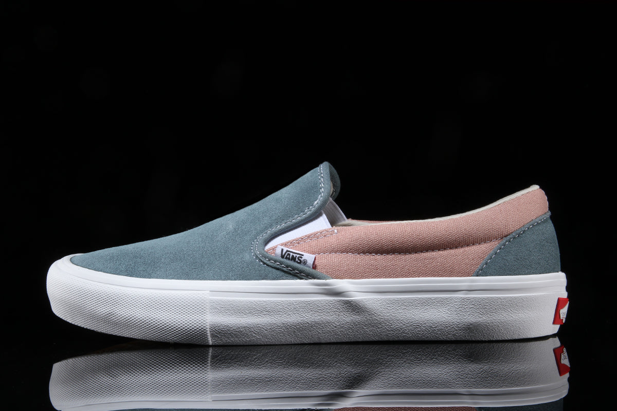 030e248156 Buy vans slip on pro goblin blue