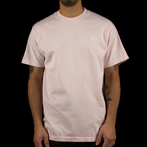 Classic Logo Embroidered T Shirt Premier