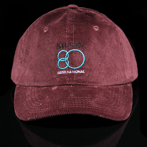 80 International Strapback Cap