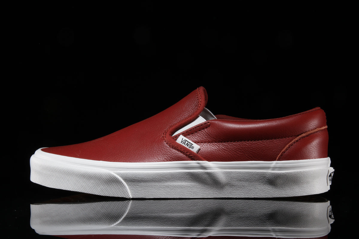 Classic Slip-On (Leather)