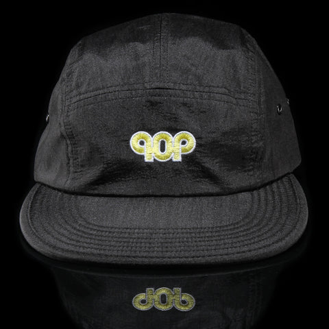 5b3f0f7e334 Adjustable. Pop Trading Company. Pub 5 Panel Hat