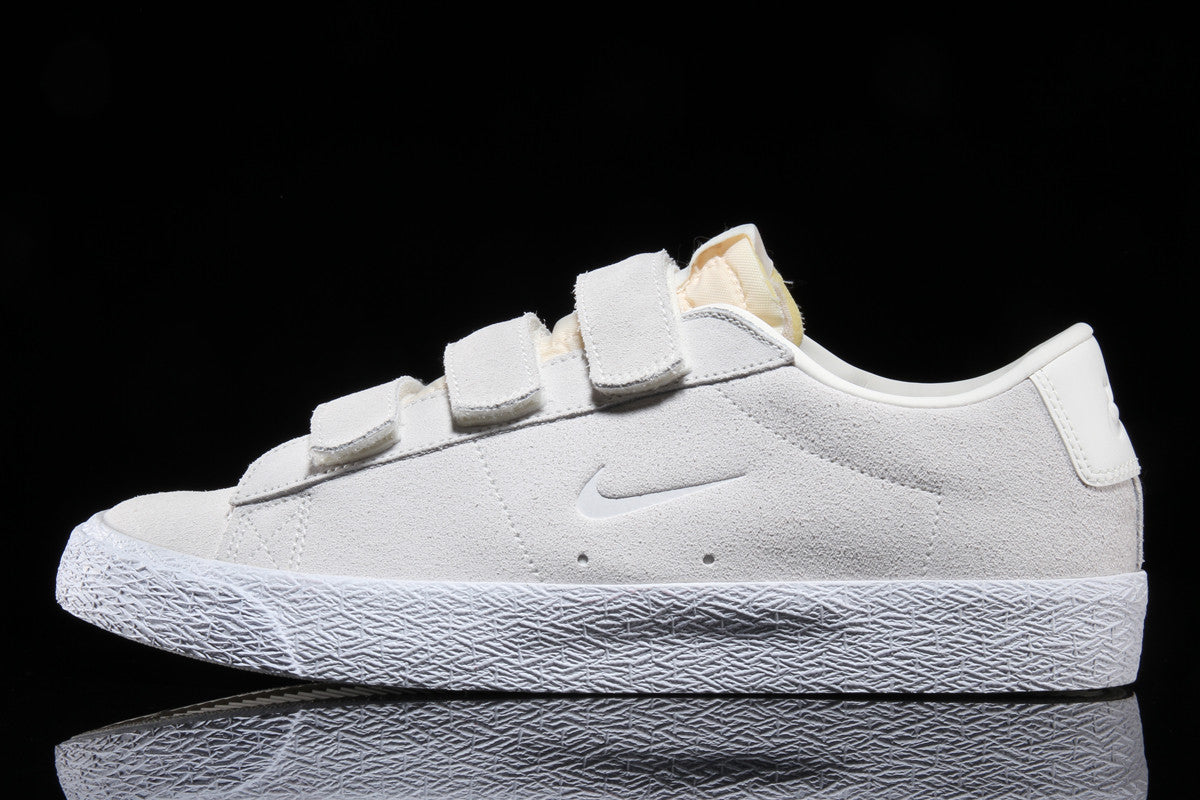 detailed look 23177 a07fc nike. blazer low velcro lux