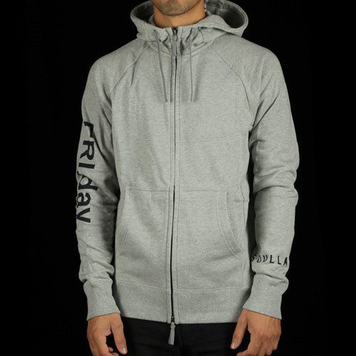 Soulland Everett Full Zip Hoodie (FRI.day)