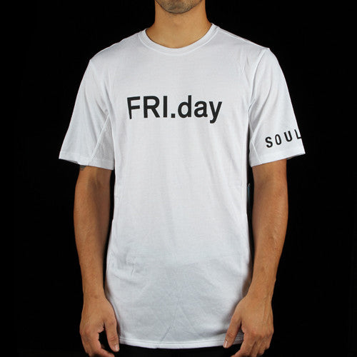 Soulland Dri-Fit Skyline T-Shirt (FRI.day)