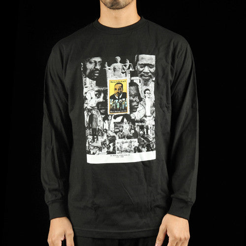 Sage Elsesser MLK Long Sleeve T-Shirt