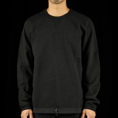 Hybrid Heavyweight Crewneck Sweatshirt