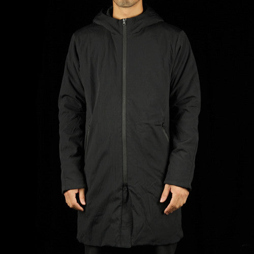 Insulated Stretch Nylon Sideline Jacket