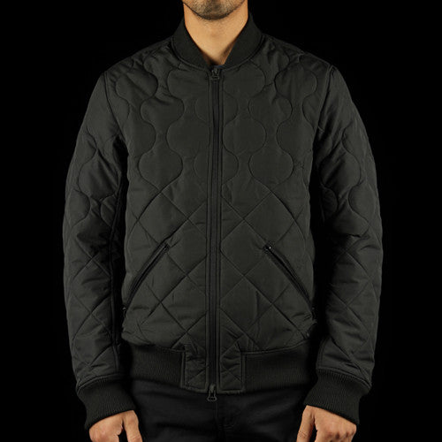 Insulated Bomber Jacket