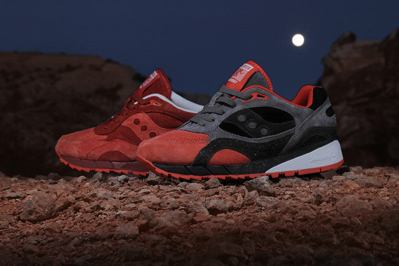 "SAUCONY SHADOW 6000 ""LIFE ON MARS"" PACK"